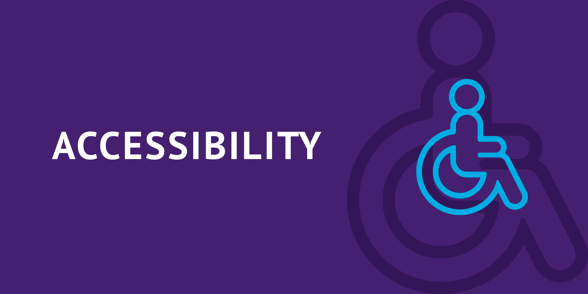 Illustration image representing Accessibility